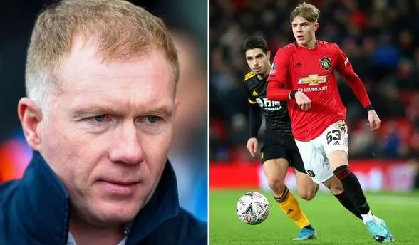 Paul Scholes explains who should be Man Utd's starting left-back - 'He's excellent' - Bóng Đá