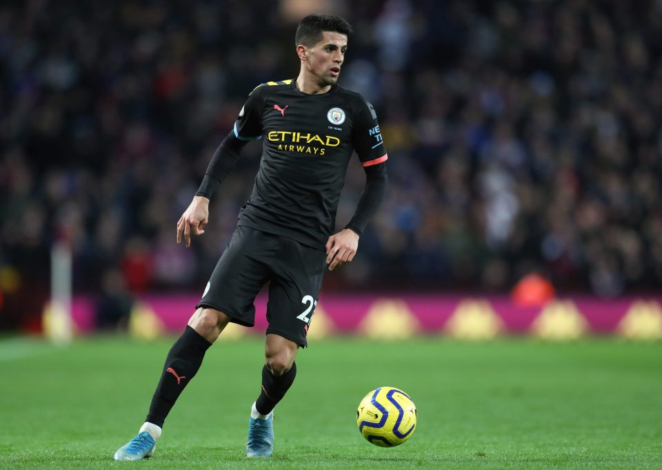 JOAO MUCH? Jose Mourinho 'has personally spoken to Joao Cancelo' over potential £51m transfer to Tottenham from Man City - Bóng Đá