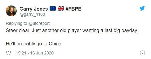 Manchester United: Plenty of fans aren't interested in signing Edinson Cavani this summer - Bóng Đá