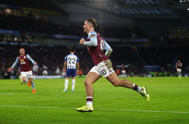'Forget Manchester United' - Jack Grealish urged to make Liverpool transfer decision - Bóng Đá