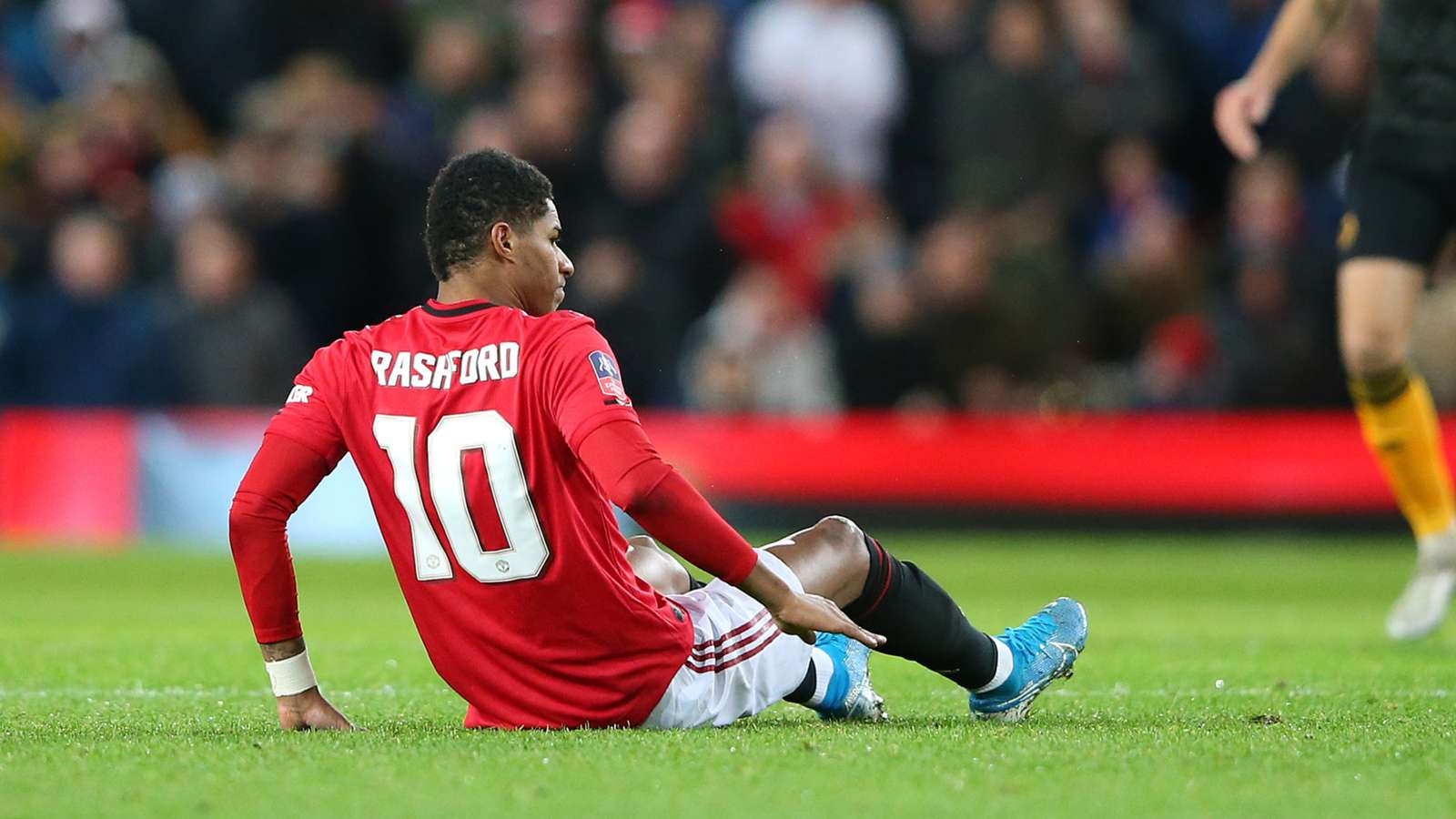 Marcus Rashford: Ole Solskjaer gives no guarantees Manchester United striker will return this season - Bóng Đá
