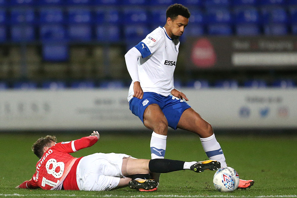 Oldham Athletic Sign Defender Cameron Borthwick-Jackson On Loan From Manchester United - Bóng Đá