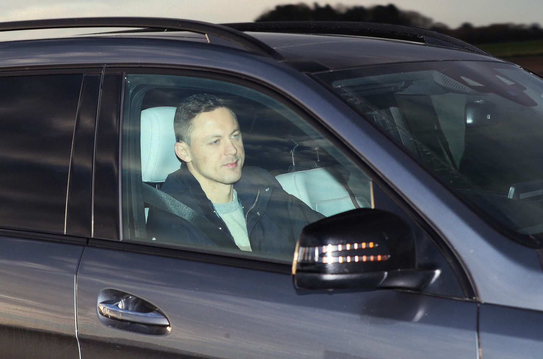 Pictures: Manchester United players arrive at Carrington after Tranmere win - Bóng Đá
