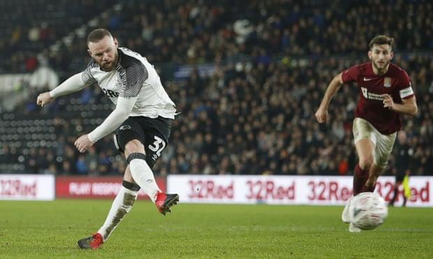 FA Cup roundup: Wayne Rooney scores to set up Manchester United reunion - Bóng Đá