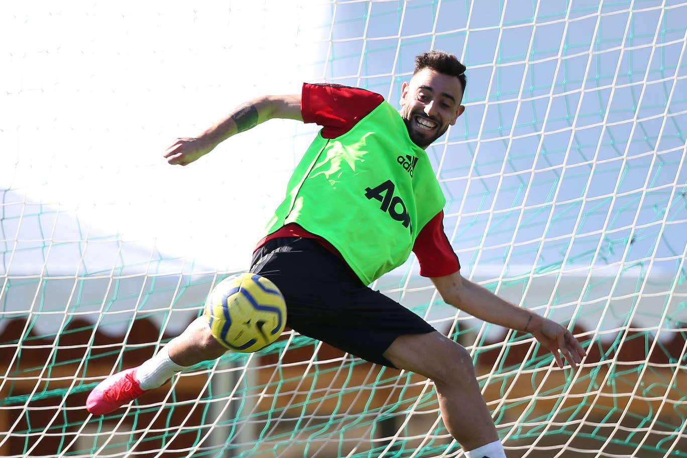 Manchester United boss Ole Gunnar Solskjaer thrilled by 'brilliant' Bruno Fernandes at Marbella training camp - Bóng Đá