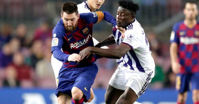 Man Utd to move for LaLiga defender with bargain €12m release clause Salisu - Bóng Đá