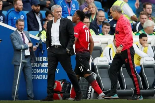 Manchester United: Anthony Martial's comments over Jose Mourinho's man management spark vicious response - Bóng Đá