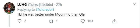 Manchester United: Anthony Martial's comments over Jose Mourinho's man management spark vicious response - Bóng Đá