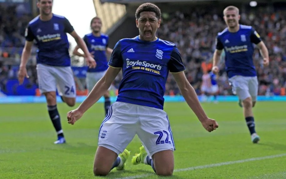 Jude Bellingham is like a young Steven Gerrard' – Jermaine Pennant says £50m-rated Birmingham wonderkid has 'frightening' potential amid Man Utd and Chelsea links - Bóng Đá