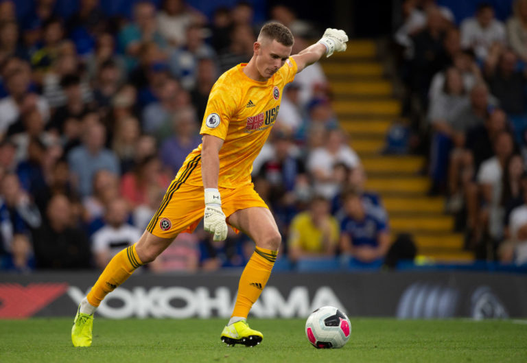 Chelsea fans react to reported interest in goalkeeper Dean Henderson - Bóng Đá