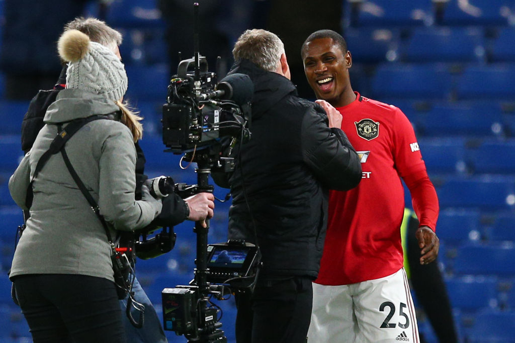 Manchester United fans react to Odion Ighalo's cameo performance - Bóng Đá
