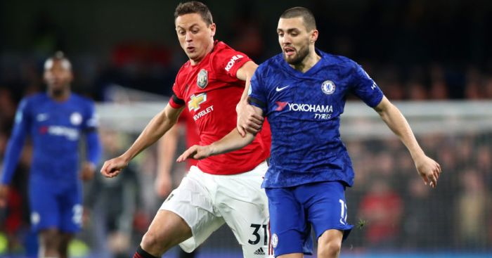 Mateo Kovacic: 'It's always the same against Man Utd' - Bóng Đá