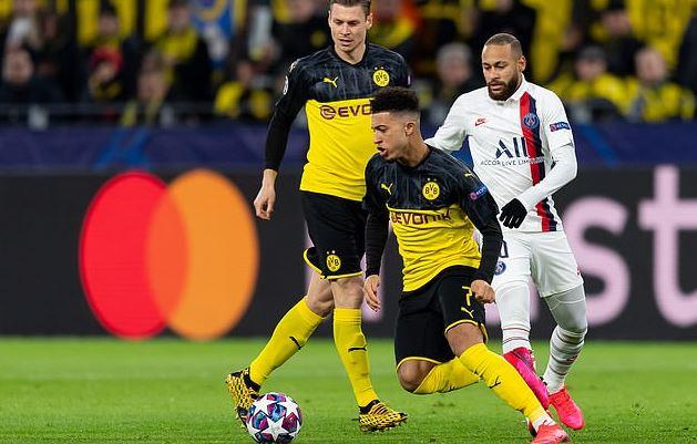 'That performance was like Neymar in his prime...  Sancho - Bóng Đá