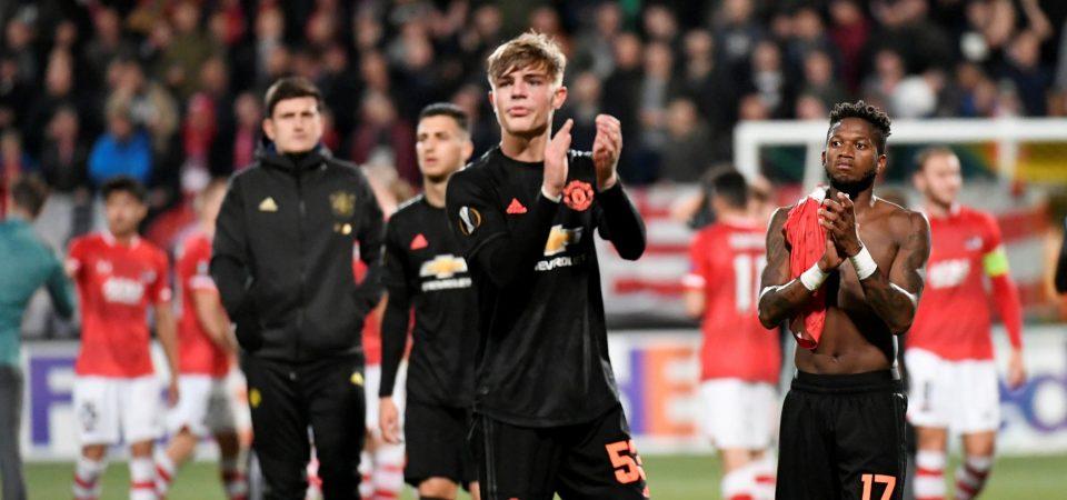 Man Utd fans discuss Brandon Williams' Europa League display - Bóng Đá