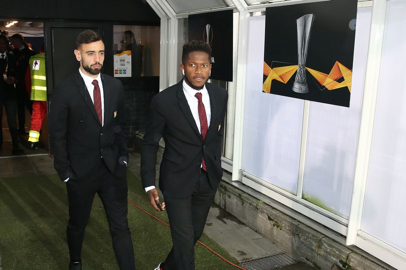 The three players who have helped Bruno Fernandes at Manchester United - Bóng Đá