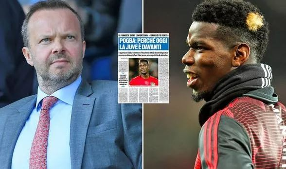 Man Utd chief Ed Woodward open to signing one player as Paul Pogba replacement- Ramsey - Bóng Đá