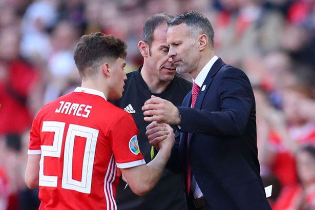 Ryan Giggs tipped to play crucial role in Dan James development at Man Utd - Bóng Đá