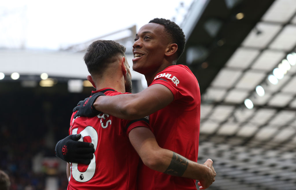 The future of Manchester United's attack suddenly looks exciting again - Bóng Đá