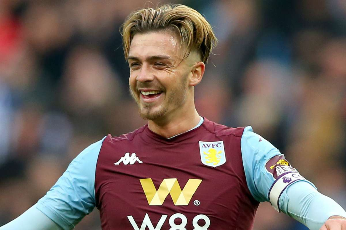 Manchester United want Grealish deal done before season ends - Bóng Đá