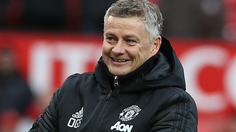 What Manchester United have done in training to improve their defence: Solskjaer - Bóng Đá