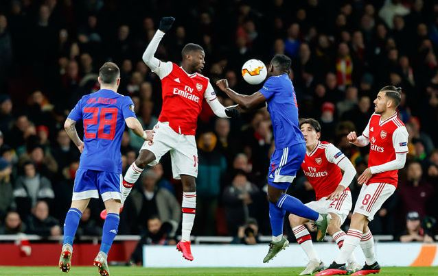 'World class tonight': Some Arsenal fans impressed with one player against Olympiakos: Pepe - Bóng Đá