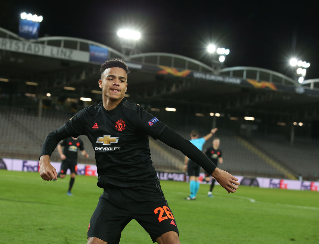 Manchester United fans react to Mason Greenwood's late goal in 5-0 win - Bóng Đá