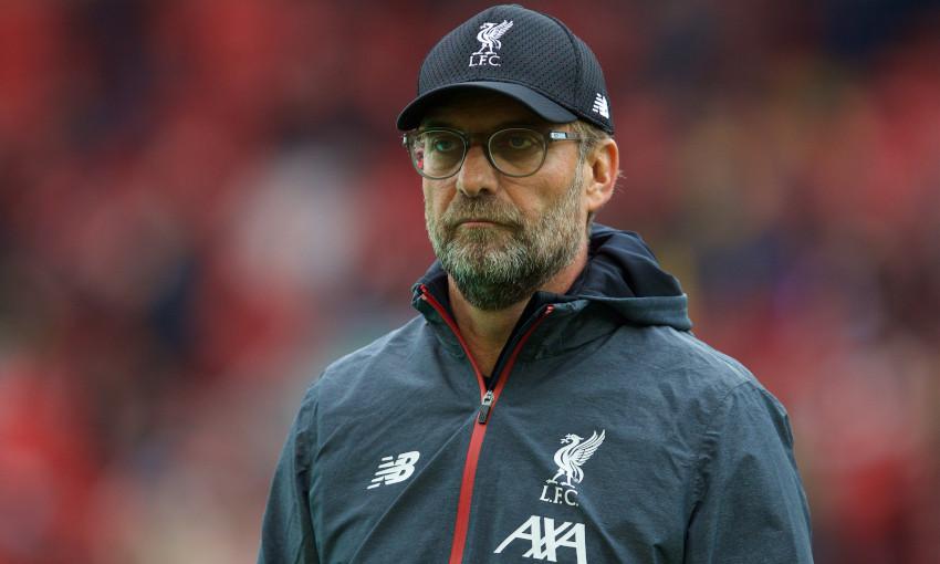 Liverpool boss Jurgen Klopp names the Everton man he thinks is 'world-class' - Bóng Đá