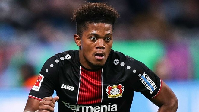 Bayer Leverkusen would rather sell Leon Bailey to Arsenal than to Bayern Munich - Bóng Đá