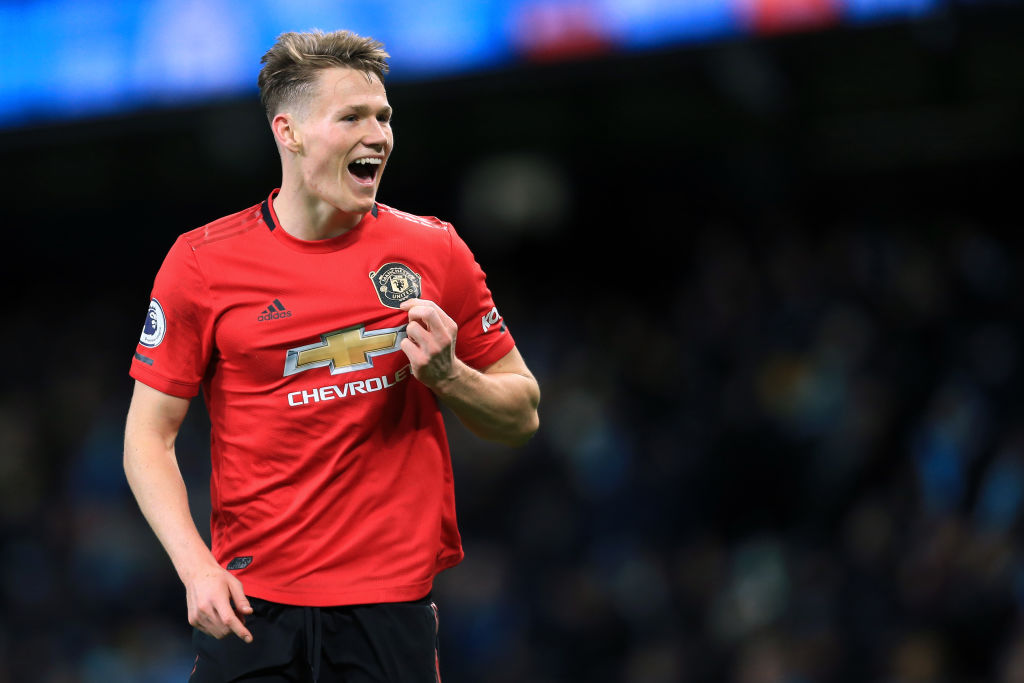 Five contenders to win United's Sir Matt Busby Player of the Year award - Bóng Đá