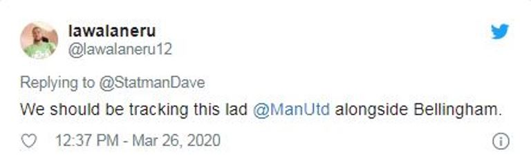 Man United fans swoon over Eduardo Camavinga - Bóng Đá