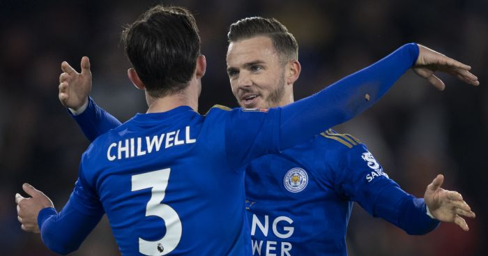 Chelsea old boy claims Lampard would 'love' to get hands on Leicester star Chilwell - Bóng Đá