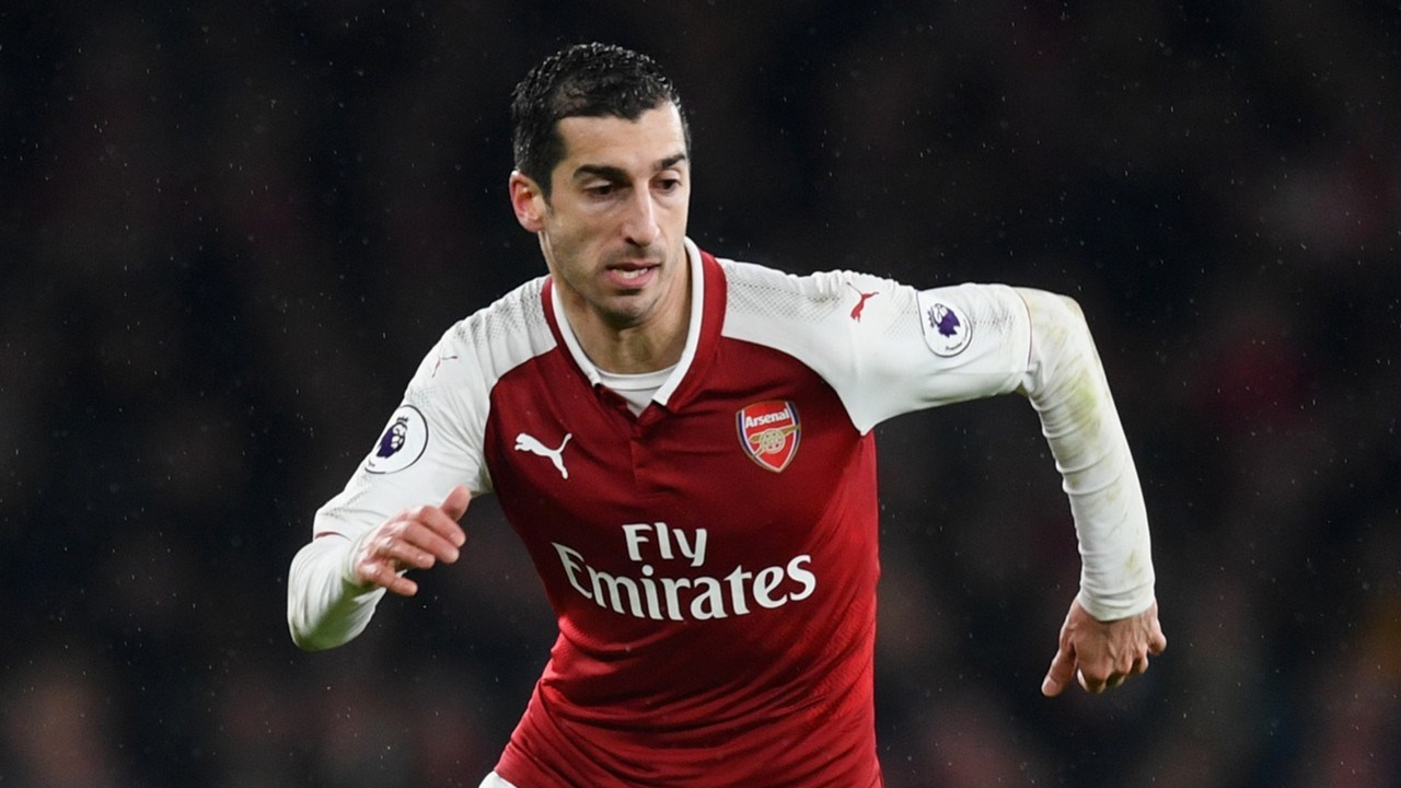 Serie A side open negotiations to sign £21.8m Arsenal forward: report Mkhitaryan - Bóng Đá