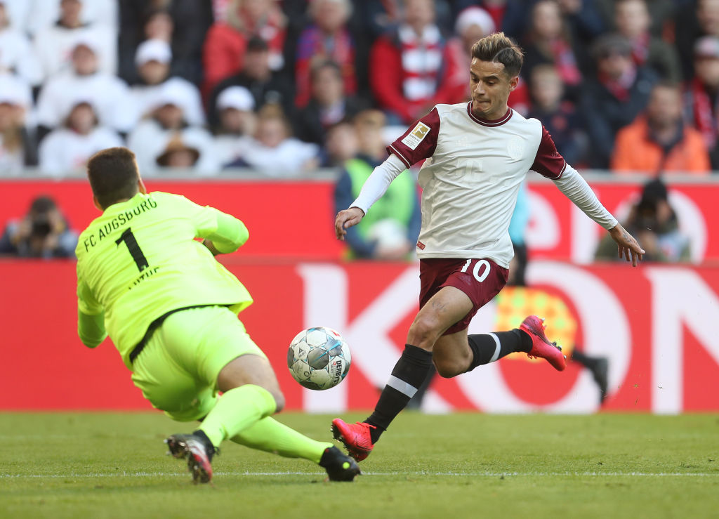 Tại sao Coutinho không thể nào đến Man Utd? - Bóng Đá