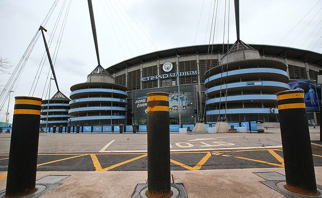 Premier League grounds could be used as auxiliary hospitals in the fight against coronavirus with Manchester City, Manchester United and Chelsea - Bóng Đá