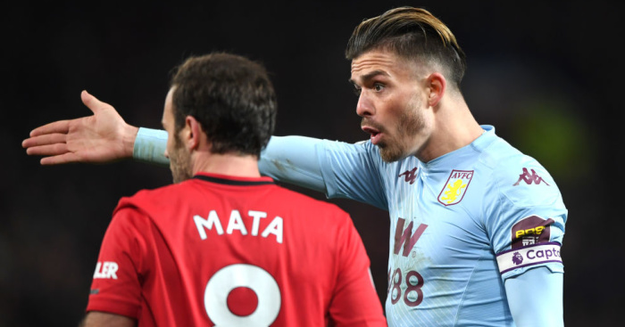 This is why Jack Grealish is a £70m target for Man Utd – Carragher - Bóng Đá