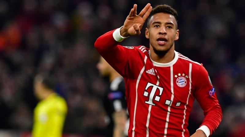 Arsenal and Man Utd 'among clubs' targeting Bayern Munich star Corentin Tolisso - Bóng Đá