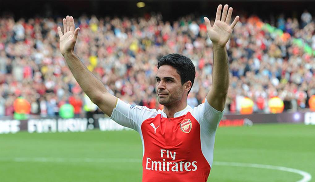 Xếp hạng 11 tiền vệ Arsenal chiêu mộ từ khi Fabregas ra đi - Bóng Đá