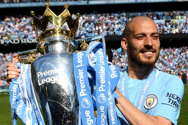 Phil Foden backed to fill the huge void left by David Silva at Man City - Bóng Đá