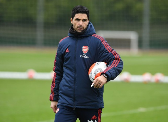 Mikel Arteta tells Arsenal board the three positions he wants strengthened in transfer market - Bóng Đá