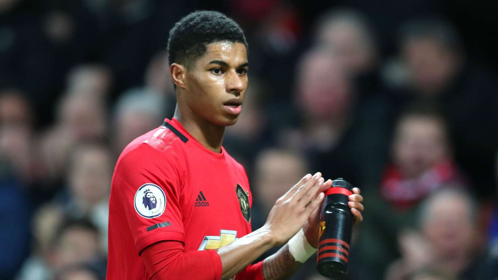 'I used to go to reserve games just to watch him' - Scholes delighted to see Rashford thrive at Man Utd - Bóng Đá
