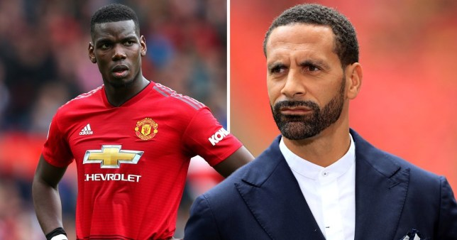 Rio Ferdinand tells Paul Pogba to leave Manchester United amid Real Madrid interest - Bóng Đá