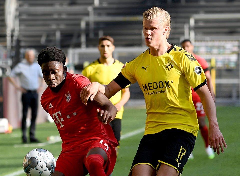 Ảnh Bayern Munich - Dortmund - Bóng Đá