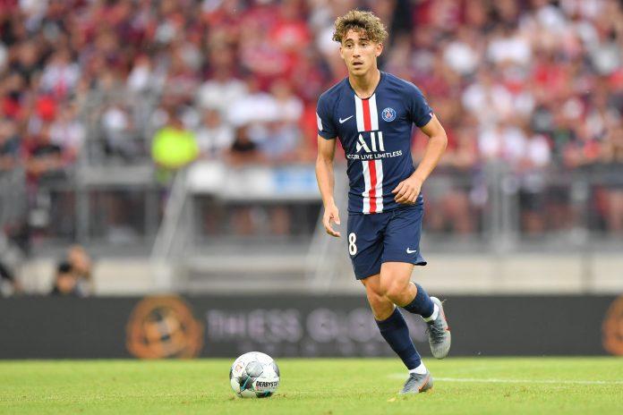 Arsenal keen on PSG 17-year-old Adil Aouchiche - Bóng Đá