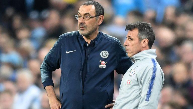 Chelsea players got 'bored' under Maurizio Sarri, says Gianfranco Zola - Bóng Đá