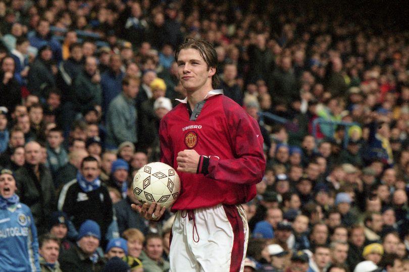 Man Utd cuối cùng cũng có David Beckham của riêng mình - Bóng Đá