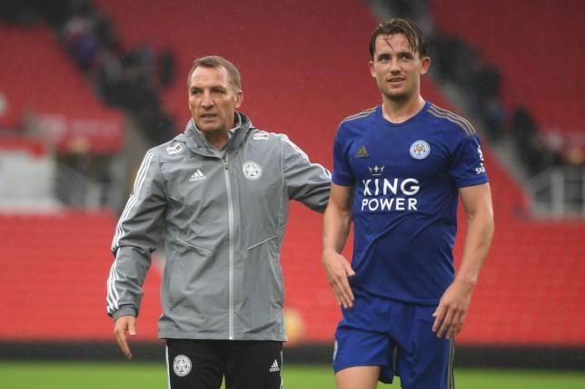 What Ben Chilwell told Brendan Rodgers over Chelsea transfer - Bóng Đá