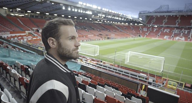 Manchester United star Juan Mata says it 'seems surreal' playing for the club  - Bóng Đá