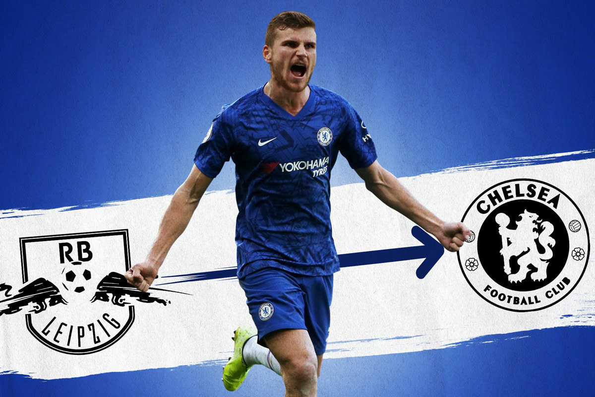 7 Chelsea stars set to leave in clearout to fund Timo Werner transfer and two more signings - Bóng Đá