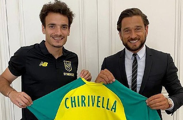 Nantes confirm signing of Liverpool midfielder Pedro Chirivella on free transfer as Spaniard signs three-year deal with Ligue 1 club - Bóng Đá
