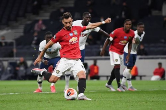 Tottenham vs Manchester United: Bruno Fernandes explains instant chemistry with Paul Pogba - Bóng Đá